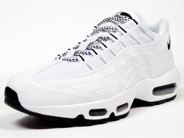 "NIKE  AIR MAX 95 ""LIMITED EDITION for ICONS"" WHT/WHT/BLK (609048-109)"