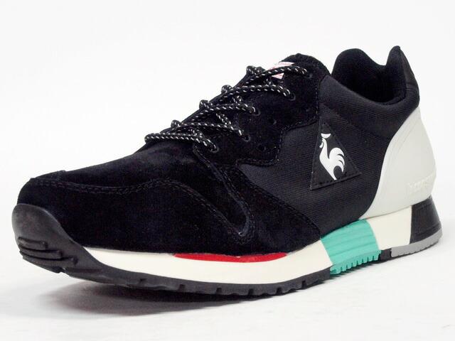 "le coq sportif  EUREKA 1.2 ""Shigeyuki Kunii (mita sneakers) Color Direction"" BLK (QMT-5101BK)"