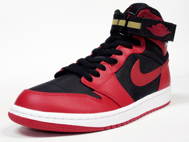 "NIKE  AIR JORDAN I HIGH STRAP ""MICHAEL JORDAN"" ""LIMITED EDITION for NONFUTURE"" BLK/RED/WHT (342132-002)"