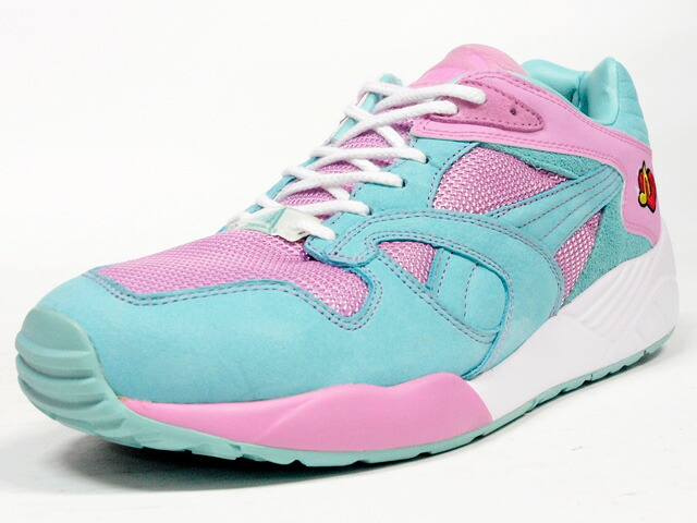 "Puma  TRINOMIC XS850 LOVE BEGINS ""Begins"" ""LIMITED EDITION for CREAM"" E.GRN/PINK (359412-01)"