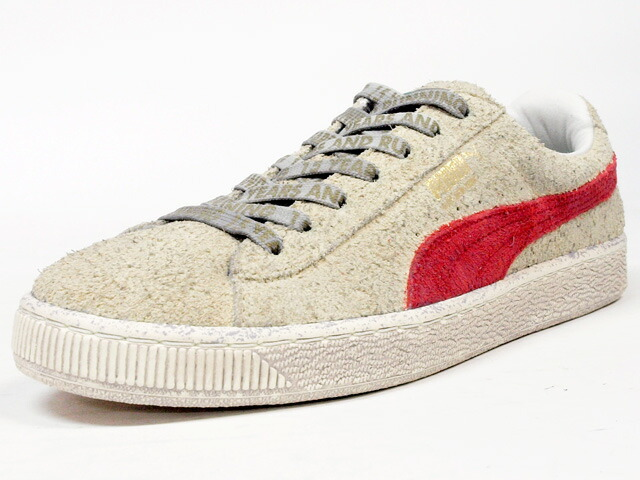 "Puma  SUEDE ""ALIFE"" ""LIMITED EDITION"" NAT/PPL/RED (358407-01)"