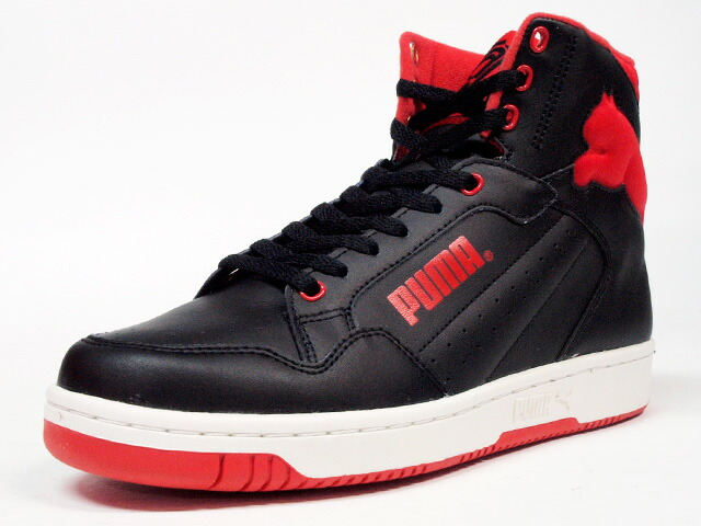 Puma  PUMA CAT OG BLK/RED (359444-03)