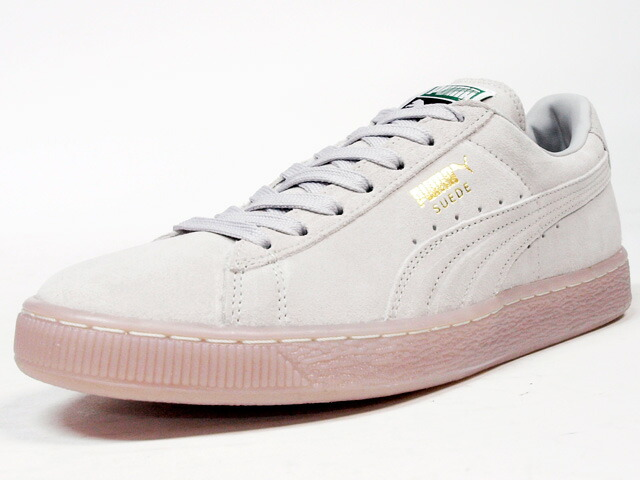 Puma  SUEDE CLASSIC + ICED GRY/GRY (357251-05)