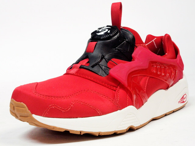 "Puma  DISC BLAZE BASIC SPORT ""LIMITED EDITION"" RED/WHT (357677-03)"