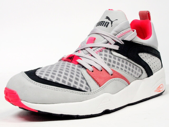 "Puma  BLAZE OF GLORY TRINOMIC CRKL ""LIMITED EDITION"" GRY/PINK/BLK (357772-03)"