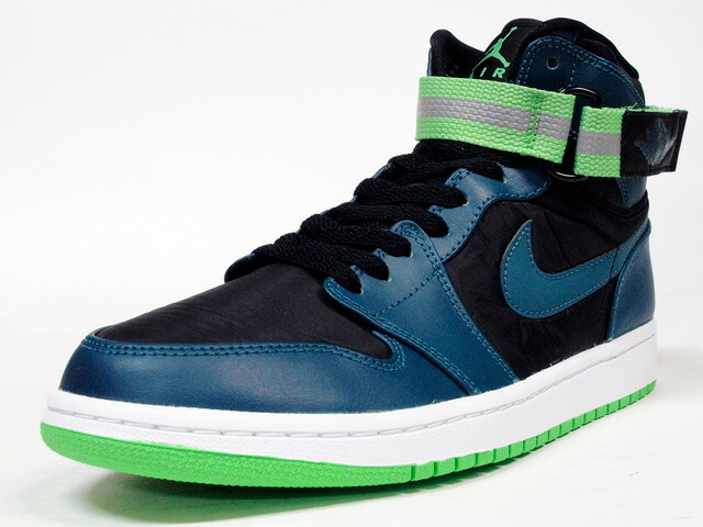 """NIKE  AIR JORDAN I HIGH STRAP """"MICHAEL JORDAN"""" """"LIMITED EDITION for NONFUTURE"""" BLK/RED/WHT (342132-013)"""