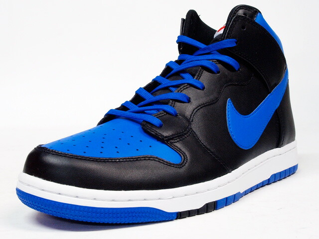 """NIKE  DUNK CMFT PREMIUM """"LIMITED EDITION for ICONS"""" BLK/BLU (705434-400)"""