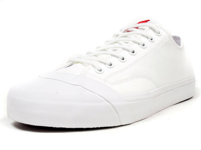 "LOSERS  SCHOOLER CLASSIC LO ""READY MADE"" WHT/RED (SSCL01)"