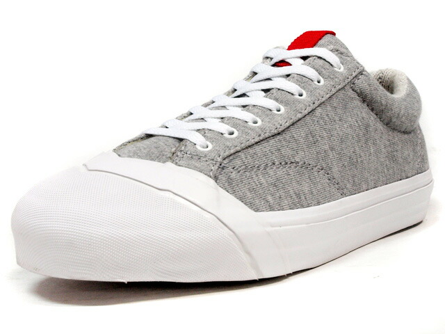 "LOSERS  SCHOOLER LO ""READY MADE"" GRY/WHT/RED (SL01)"