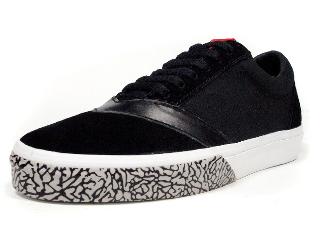 "LOSERS  UNEAKER ""READY MADE"" BLK/RED/WHT (UN01)"