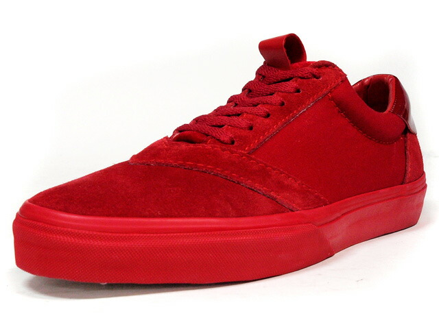 "LOSERS  UNEAKER ""BATS"" ""CUSTOM MADE"" RED/RED (UN08)"