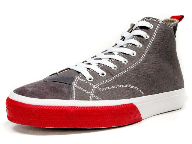 "LOSERS  BALLER ""READY MADE"" GRY/RED/WHT (SV02)"