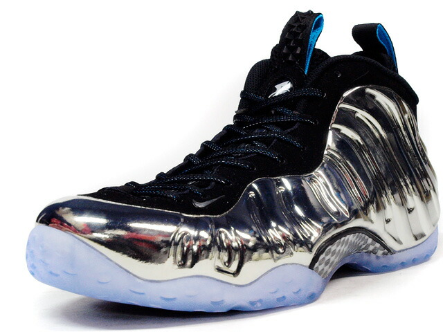 "NIKE  AIR FOAMPOSITE ONE AS QS ""MIRROR"" ""2015 NBA ALLSTAR GAME/NEW YORK"" ""LIMITED EDITION for NONFUTURE"" SLV/BLK (744306-001)"