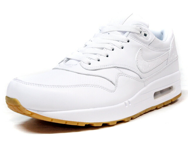 "NIKE  AIR MAX I LEATHER PA ""LIMITED EDITION for NONFUTURE"" WHT/GUM (705007-111)"
