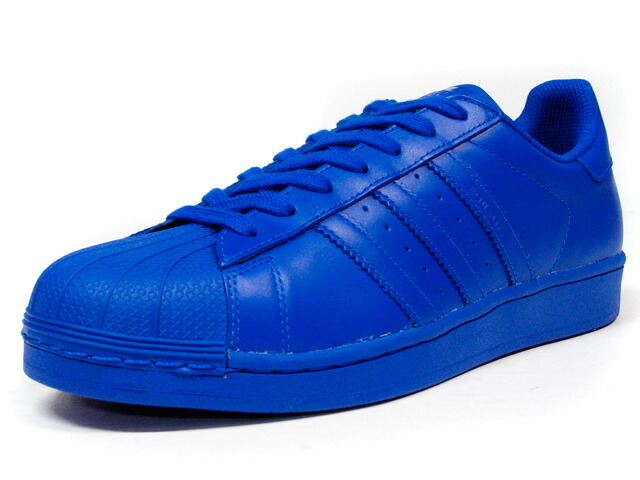 adidas superstar supercolor blu