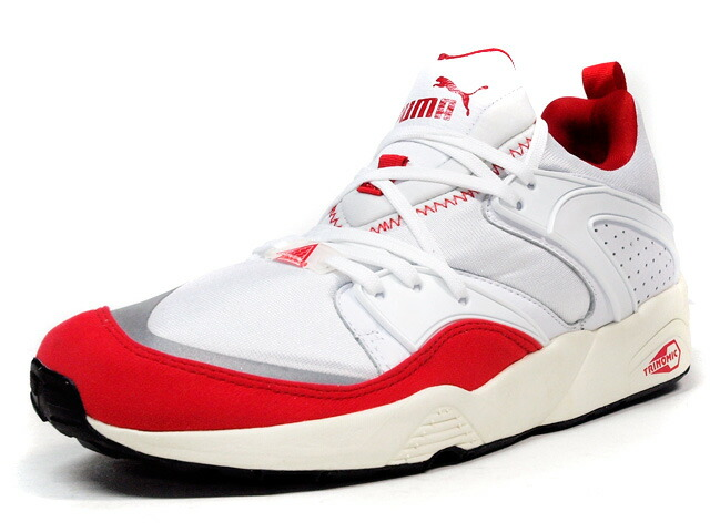 "Puma  BLAZE OF GLORY PRIMARY ""PRIMARY OG PACK"" ""KA LIMITED EDITION"" WHT/RED (358150-02)"