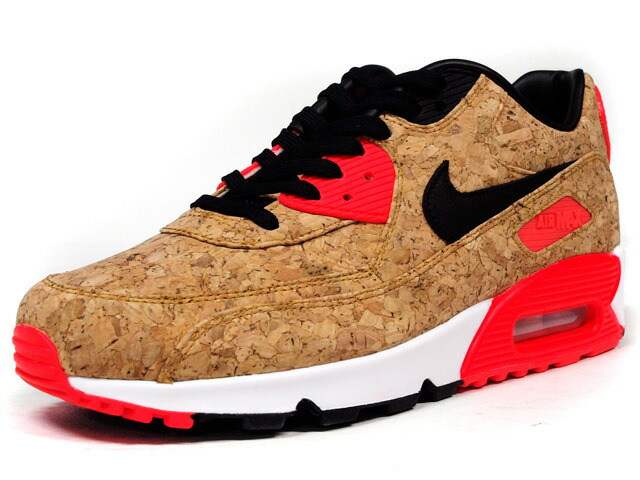 "NIKE  AIR MAX 90 ANNIVERSARY ""LIMITED EDITION for NONFUTURE"" CORK/RED/BLK (725235-706)"