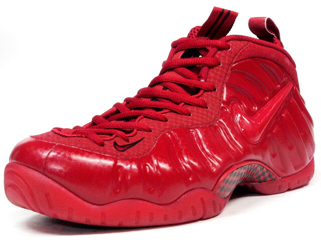 "NIKE  AIR FOAMPOSITE PRO ""GYM RED"" ""LIMITED EDITION for NONFUTURE"" RED/RED (624041-603)"