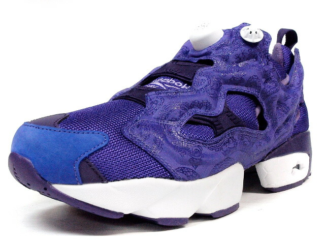 "Reebok  INSTA PUMP FURY OG ""PURPLE RAIN"" ""LIMITED EDITION"" PPL/WHT (V62248)"