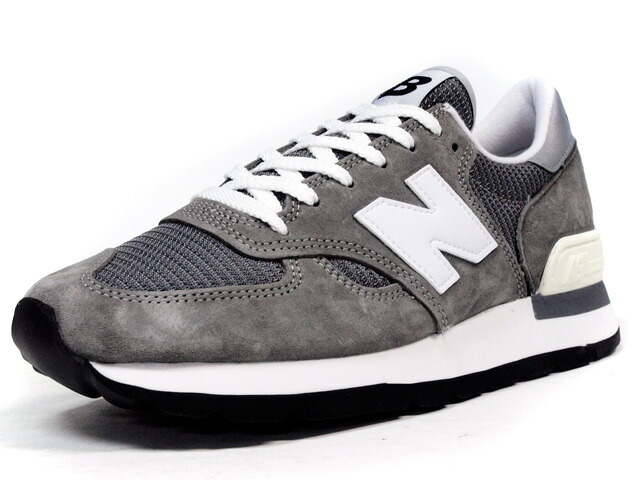 """new balance M990 """"made in U.S.A."""" """"LIMITED EDITION""""  GRY (M990-GRY)"""