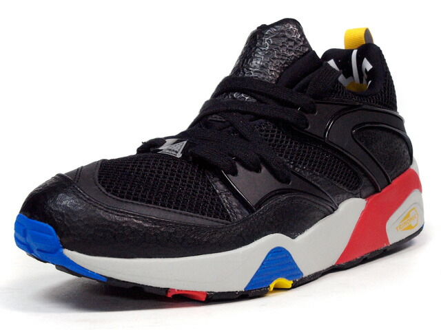 "Puma  BLAZE OF GLORY OG ""ALIFE"" ""LIMITED EDITION"" BLK/GRY/RED/BLU (357735-01)"