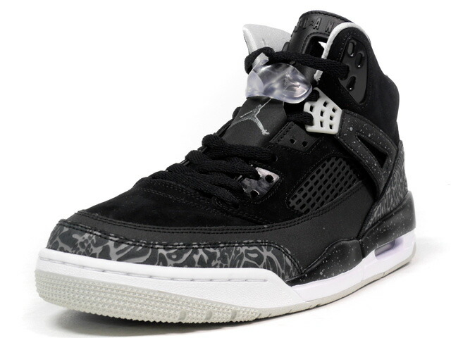 "NIKE  JORDAN SPIZIKE ""OREO"" ""LIMITED EDITION for NONFUTURE"" BLK/GRY/WHT (315371-004)"