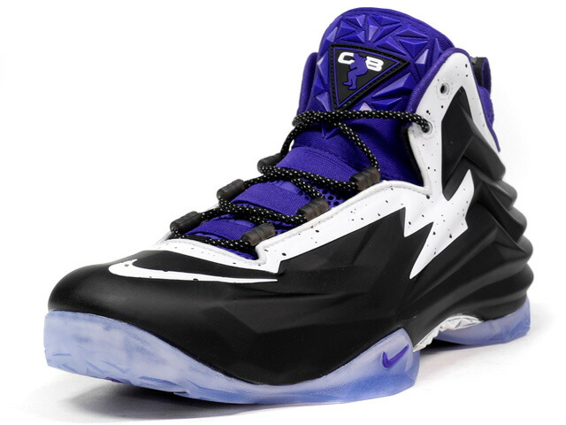 "NIKE  CHUCK POSITE ""LIMITED EDITION for NONFUTURE"" BLK/PPL/WHT (684758-002)"