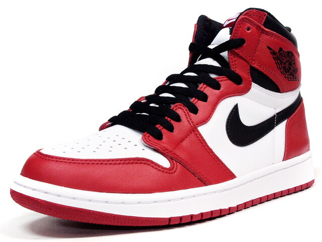 "NIKE  AIR JORDAN I RETRO HIGH OG ""CHICAGO"" ""LIMITED EDITION for NONFUTURE"" WHT/RED/BLK (555088-101)"