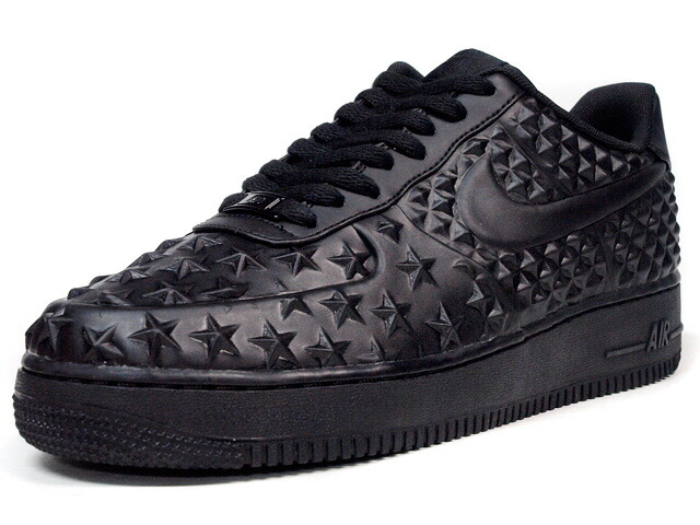"NIKE  AIR FORCE I 07 LV8 ""INDEPENDENCE DAY"" ""LIMITED EDITION for ICON"" BLK/BLK (789104-001)"