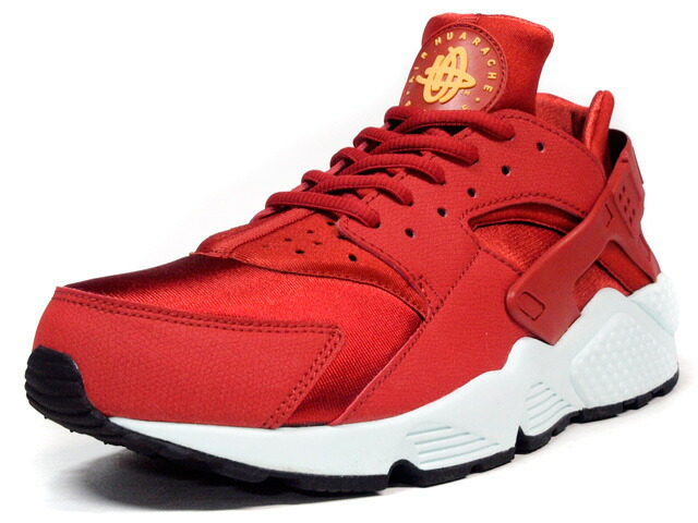 "NIKE  (WMNS) AIR HUARACHE RUN ""LIMITED EDITION for NSW BEST"" RED/WHT/YEL (634835-600)"