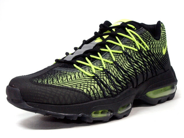 """NIKE  AIR MAX 95 ULTRA JCRD """"AIR MAX 95 20th ANNIVERSARY"""" """"LIMITED EDITION for ICONS"""" YEL/BLK/GRY (749771-007)"""