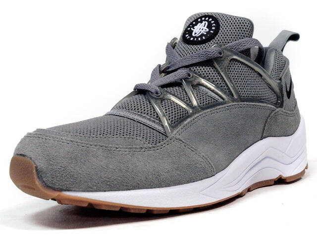 """NIKE  AIR HUARACHE LIGHT """"LIMITED EDITION for NSW BEST"""" GRY/WHT/GUM (306127-005)"""