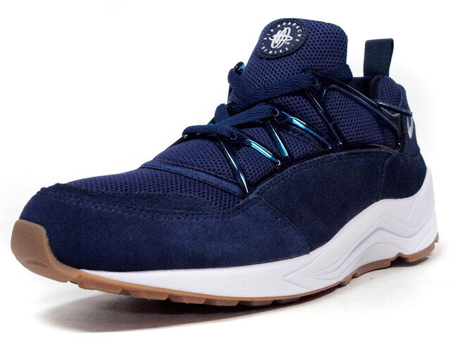 """NIKE  AIR HUARACHE LIGHT """"LIMITED EDITION for NSW BEST"""" NVY/WHT/GUM (306127-400)"""