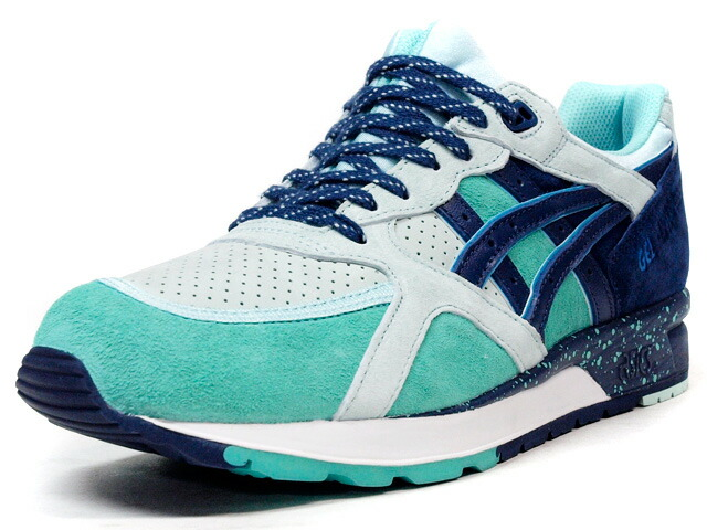 "ASICS Tiger  GEL-LYTE SPEED ""COOL BREEZE"" ""UBIQ"" ""LIMITED EDITION"" M.GRN/E.GRN/NVY (H54EK-6050)"