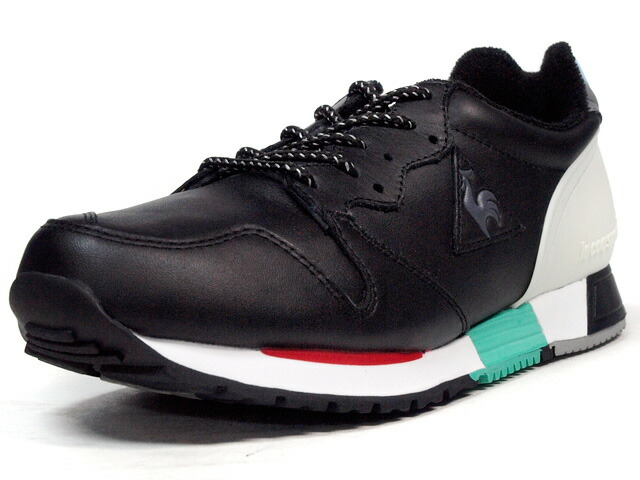 "le coq sportif  EUREKA LE ""Shigeyuki Kunii (mita sneakers) Color Direction"" BLK (QMT-5300BK)"