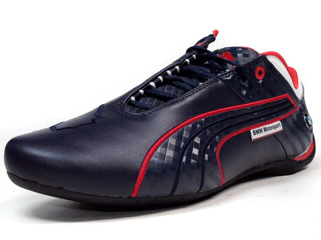 """Puma  BMW MS FUTURE CAT M1 """"LIMITED EDITION"""" NVY/RED/WHT (305567-01)"""
