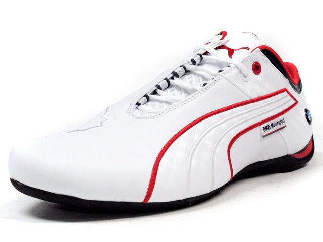 "Puma  BMW MS FUTURE CAT M1 ""LIMITED EDITION"" WHT/WHT/NVY (305567-02)"