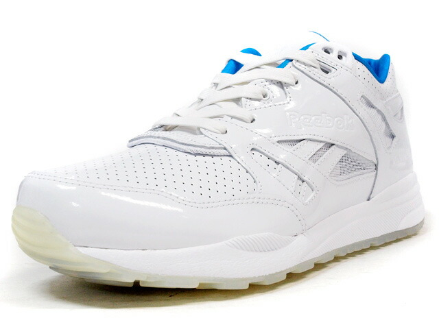 "Reebok  VENTILATOR CN ""SHOE GALLERY"" ""VENTILATOR 25th ANNIVERSARY"" ""LIMITED EDITION for CERTIFIED NETWORK"" WHT/BLU (V67253)"