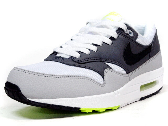"NIKE  AIR MAX I ESSENTIAL ""LIMITED EDITION for ICONS"" L.GRY/GRY/YEL (537383-128)"