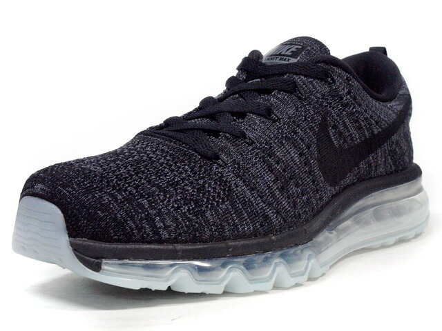 "NIKE  FLYKNIT MAX ""LIMITED EDITION for RUNNING FLYKNIT"" BLK/GRY/WHT (620469-010)"