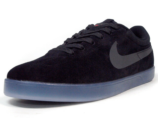 "NIKE  ZOOM ERIC KOSTON FLASH ""ERIC KOSTON"" ""LIMITED EDITION for ACTION SPORTS CORE"" BLK/RED/CLEAR (807396-001)"