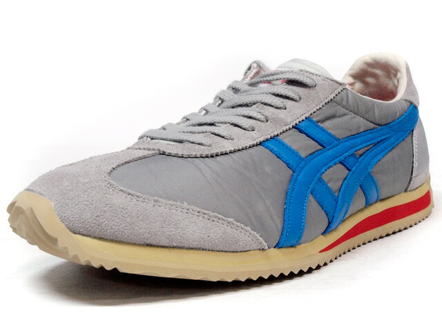 Onitsuka Tiger  CALIFORNIA 78 VIN GRY/BLU/RED (TH110N-1047)