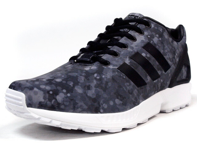 """adidas  ZX FLUX """"White Mountaineering"""" """"LIMITED EDITION"""" BLK/GRY/WHT (AF6228)"""