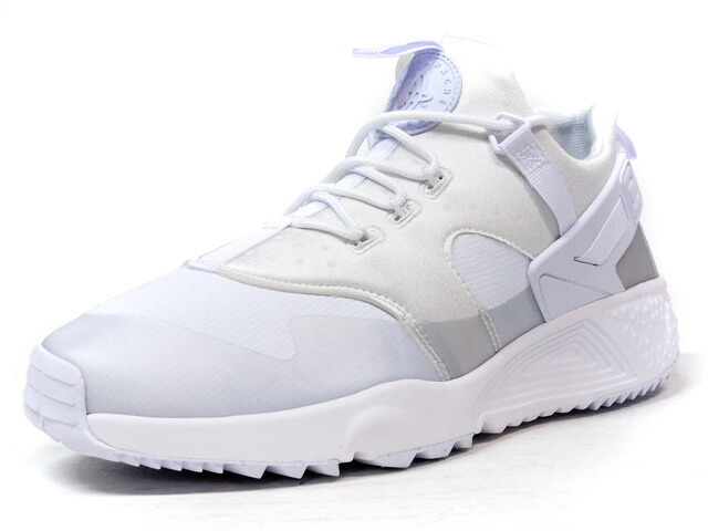 """NIKE  AIR HUARACHE UTILITY """"LIMITED EDITION for NSW"""" WHT/WHT (806807-100)"""