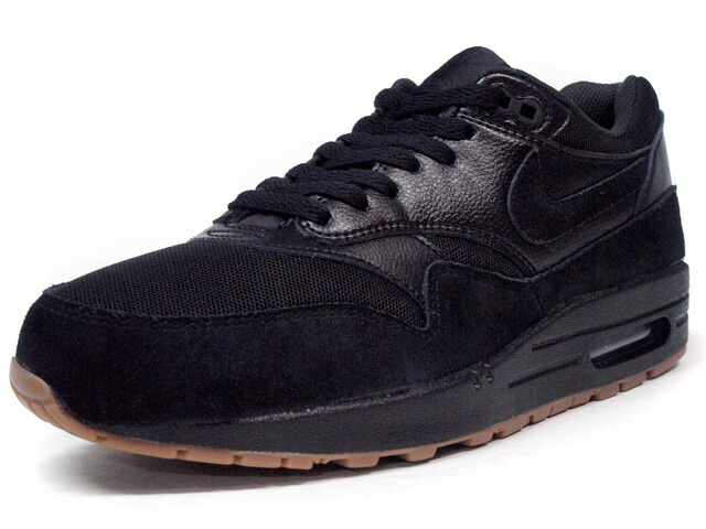 """NIKE  (WMNS) AIR MAX I ESSENTIAL """"LIMITED EDITION for ICONS"""" BLK/GUM (599820-020)"""