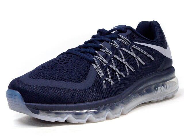 """NIKE  AIR MAX 2015 """"LIMITED EDITION for PERFORMANCE CORE"""" NVY/GRY (698902-405)"""