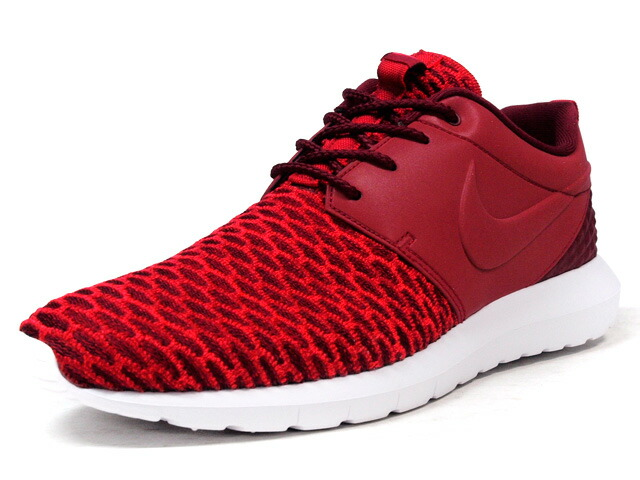 "NIKE  ROSHE NM FLYKNIT PREMIUM ""LIMITED EDITION for NONFUTURE"" RED/WHT (746825-600)"