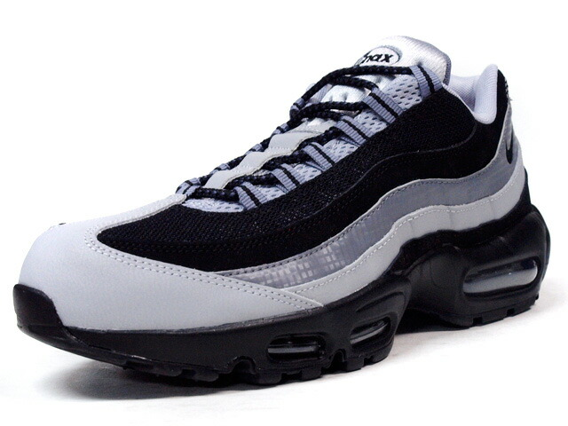 "NIKE  AIR MAX 95 ESSENTIAL""LIMITED EDITION for ICONS"" GRY/L.GRY/BLK (749766-005)"