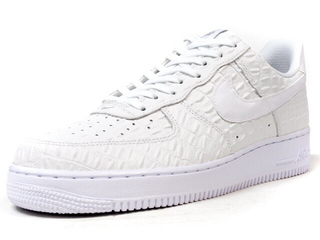"NIKE  AIR FORCE I 07 LV8 ""LIMITED EDITION for ICON"" WHT/WHT (718152-103)"