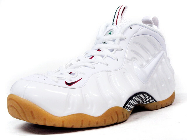 "NIKE  AIR FOAMPOSITE PRO ""LIMITED EDITION for NONFUTURE"" WHT/RED/GRN (624041-102)"